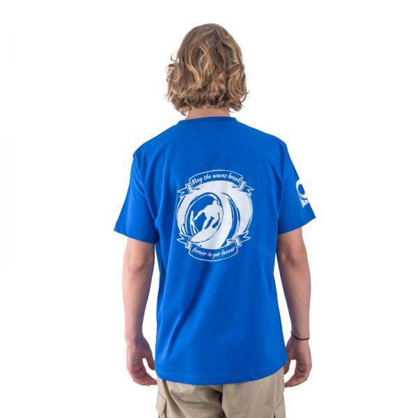 """Blue """"J-Surfer"""" Tee"""