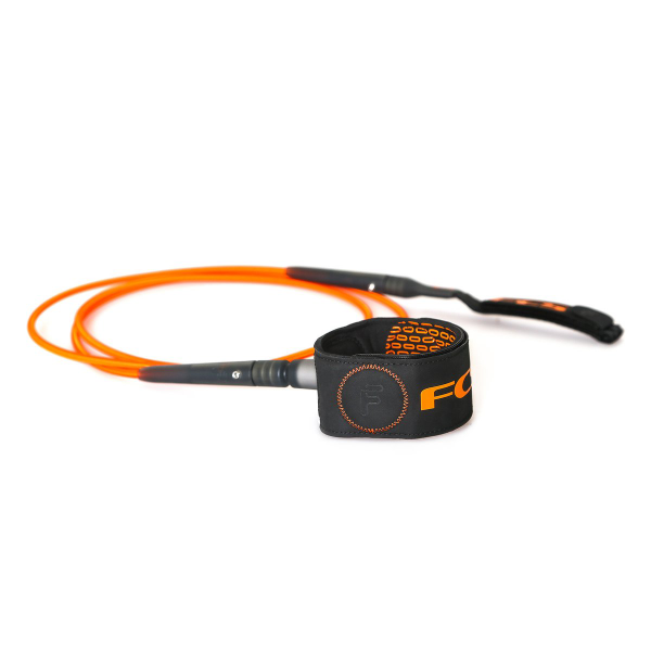 FCS Freedom Leash Orange