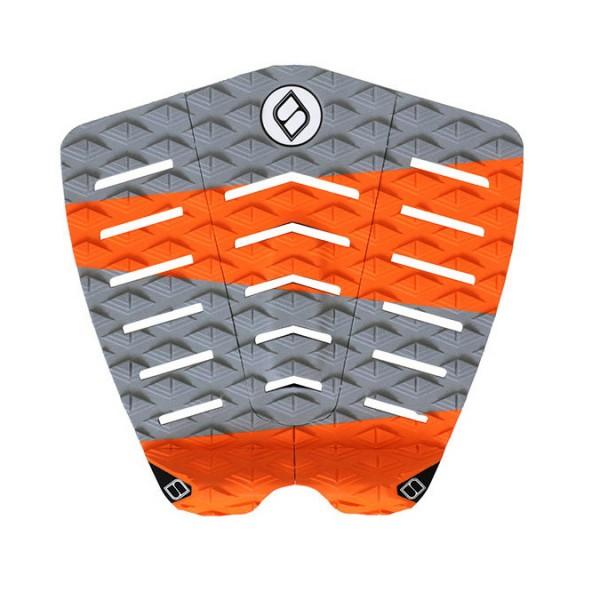 Shapers Wedge Deck Grip - Orange